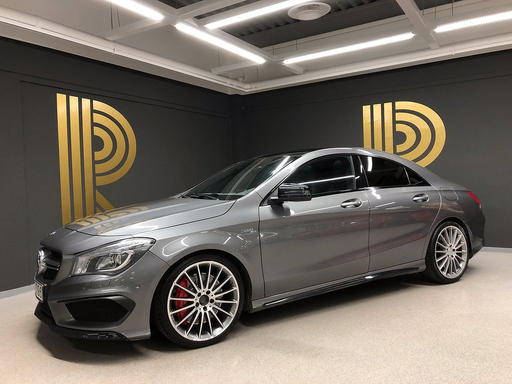 Mercedes-Benz CLA 45 AMG (360hk) Exclusive / Pano / Night Package