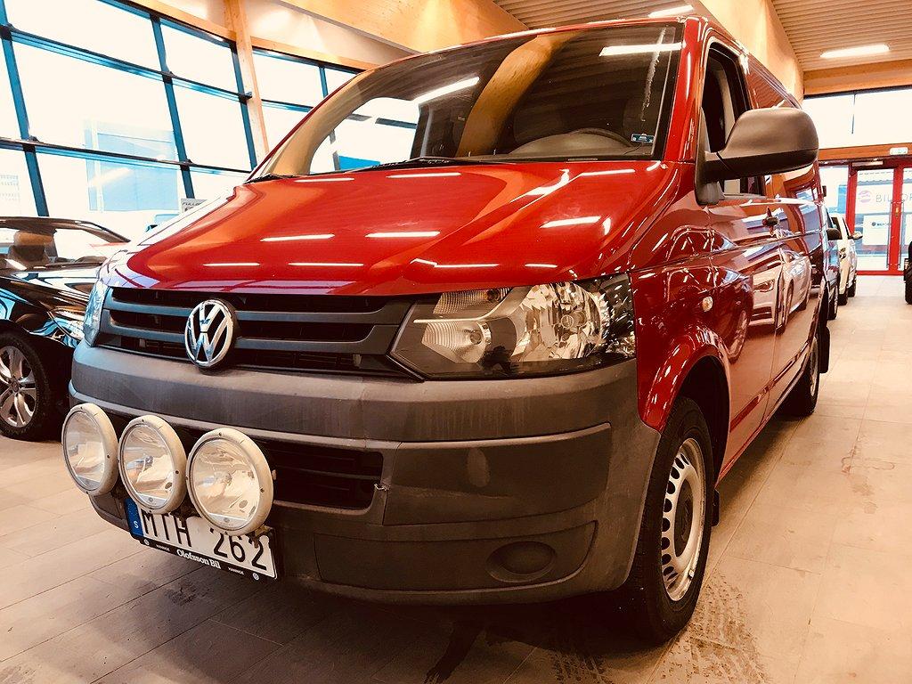 Volkswagen Transporter 2.0 140 DSG Dragkrok 7 000 mil