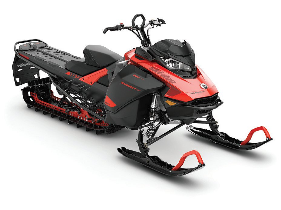 Ski-doo SUMMIT SP 154 850 E-TEC