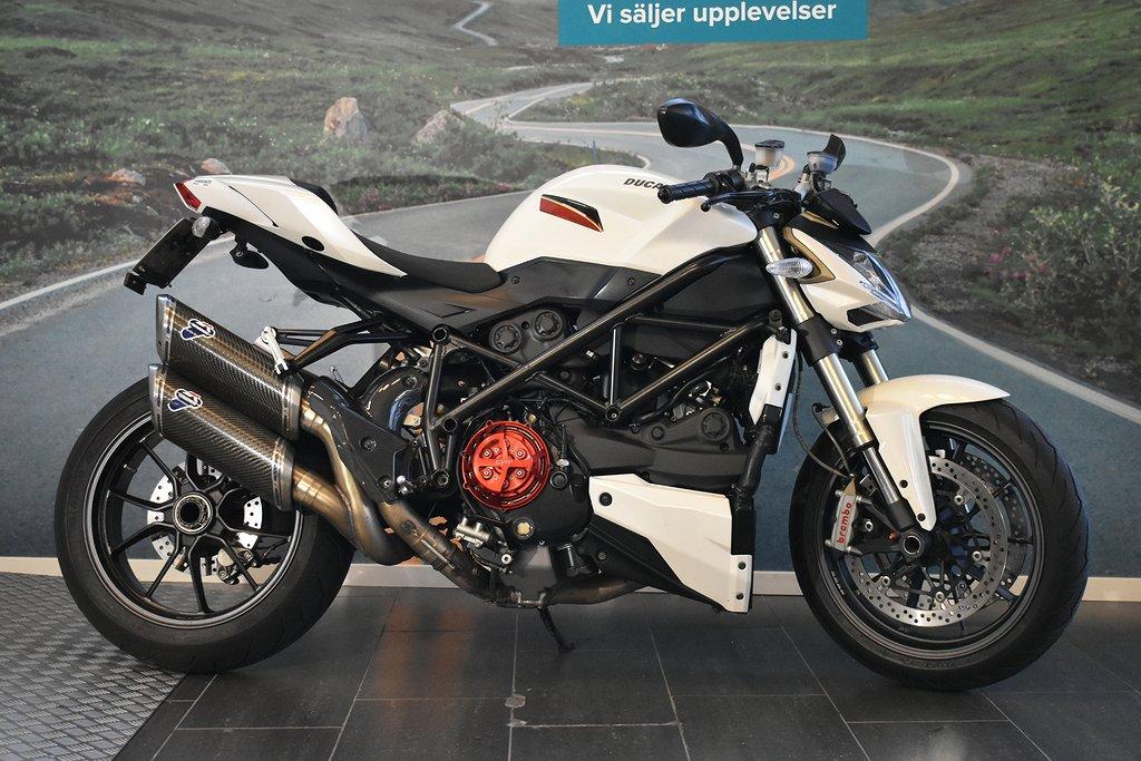 Ducati Streetfighter 1098 - nyservad och besiktigad - ElitMc Göteborg S