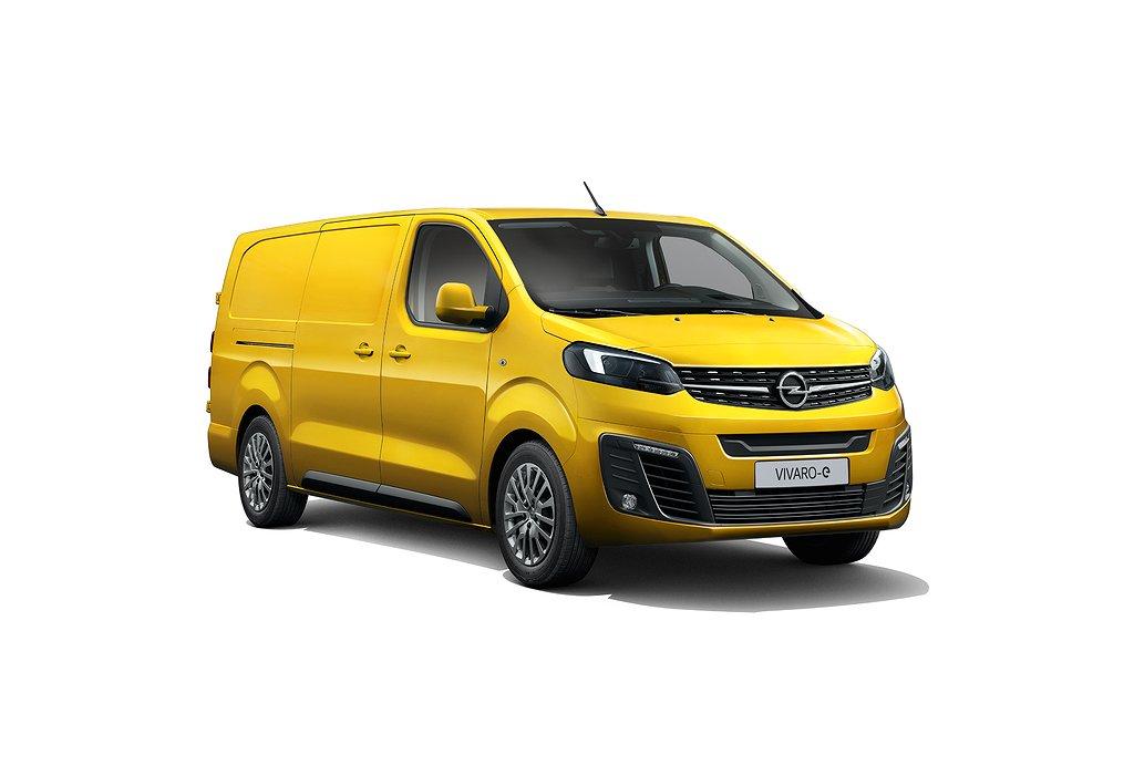 Opel Vivaro-e Business L2 75KW