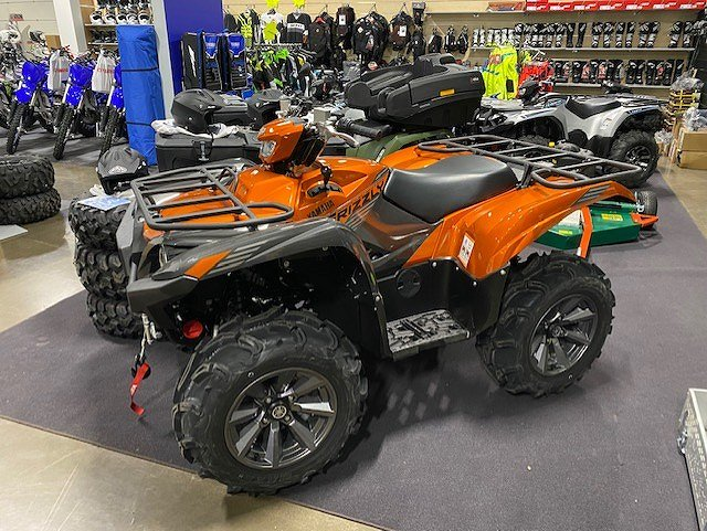 Yamaha Grizzly 700 EPS Limited