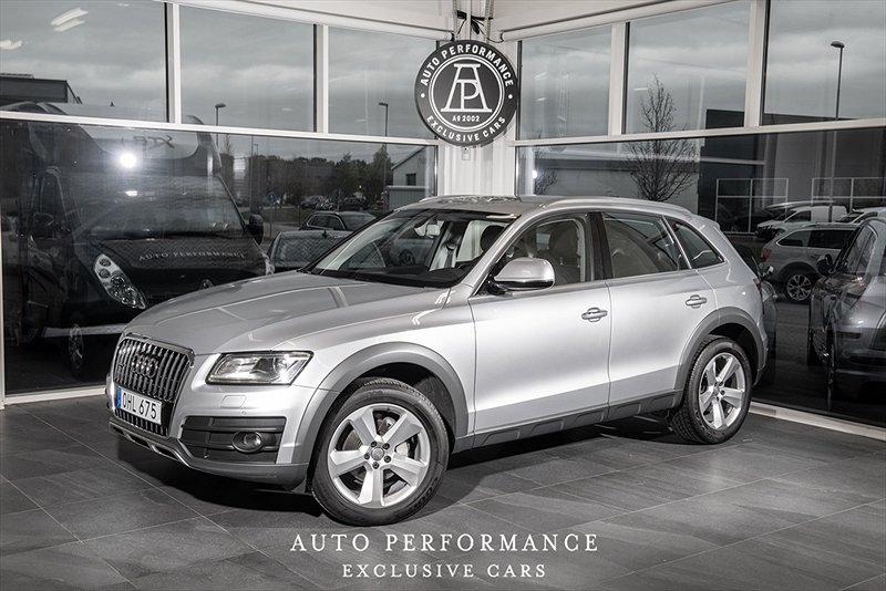 Audi Q5 / 2.0 TDI / Sports edition / Från 2279:-mån /