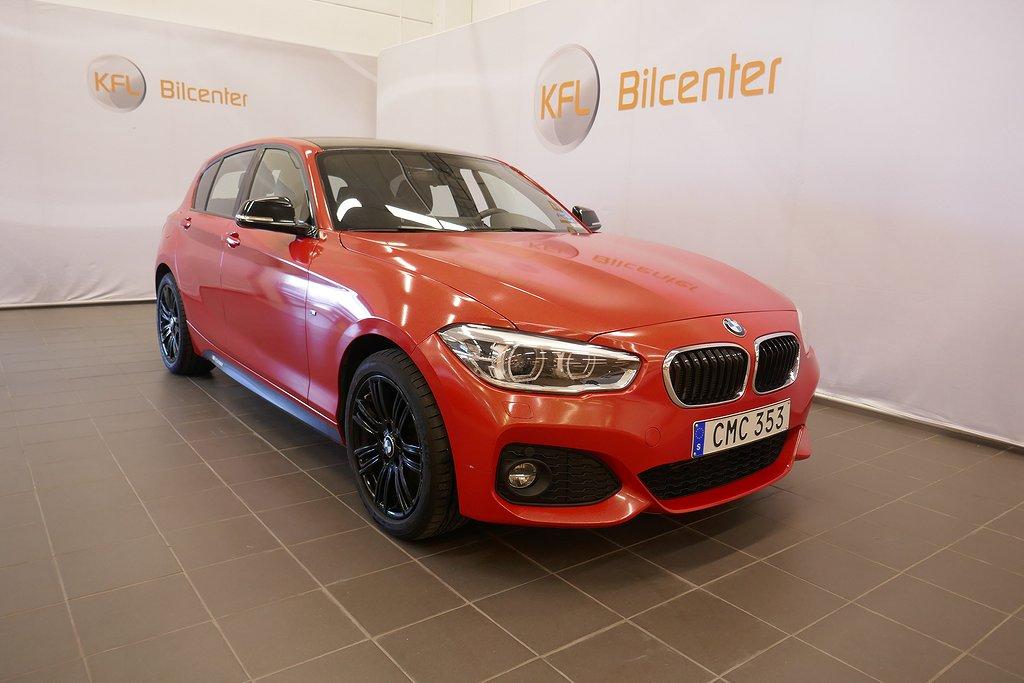 BMW 118 d xDrive*Reserverad*5-door M Sport-SoV-Rattvärme Euro 6 150hk