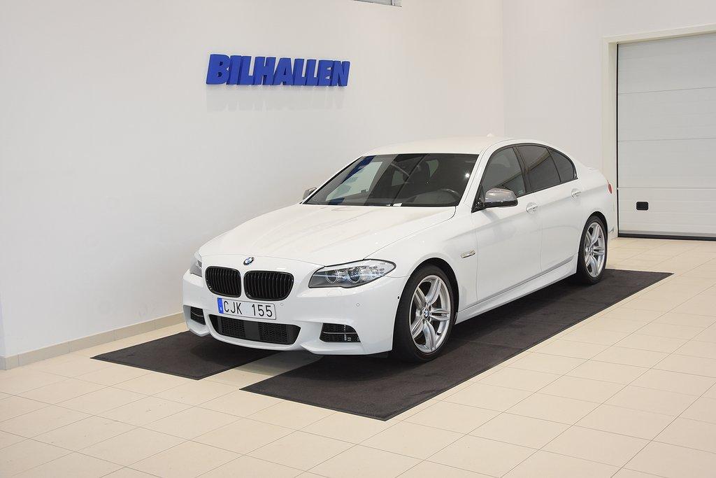 BMW M550 d M-sport Svensksåld