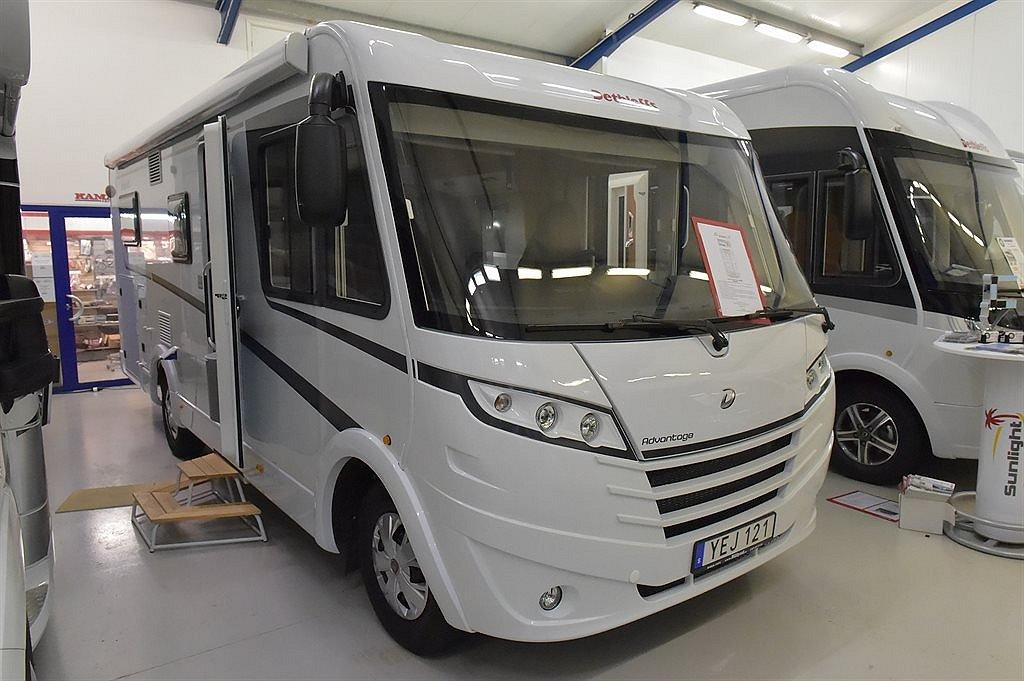 Dethleffs Advantage i6611 i 6611 ALDE Fiat Automat Gamla skatten