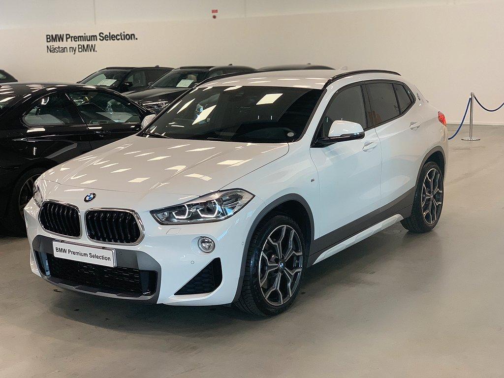 BMW X2 20d / xDrive / M-sport X / Innovation Ed / Head Up / Drag
