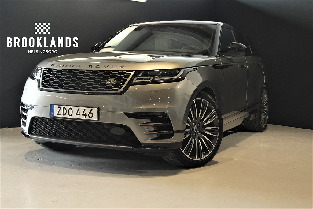 Land Rover Range Rover Velar D300 R First Edition