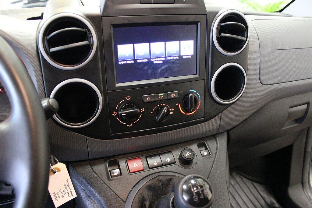 Peugeot Partner, 1.6 HDi 3 Sits EU6