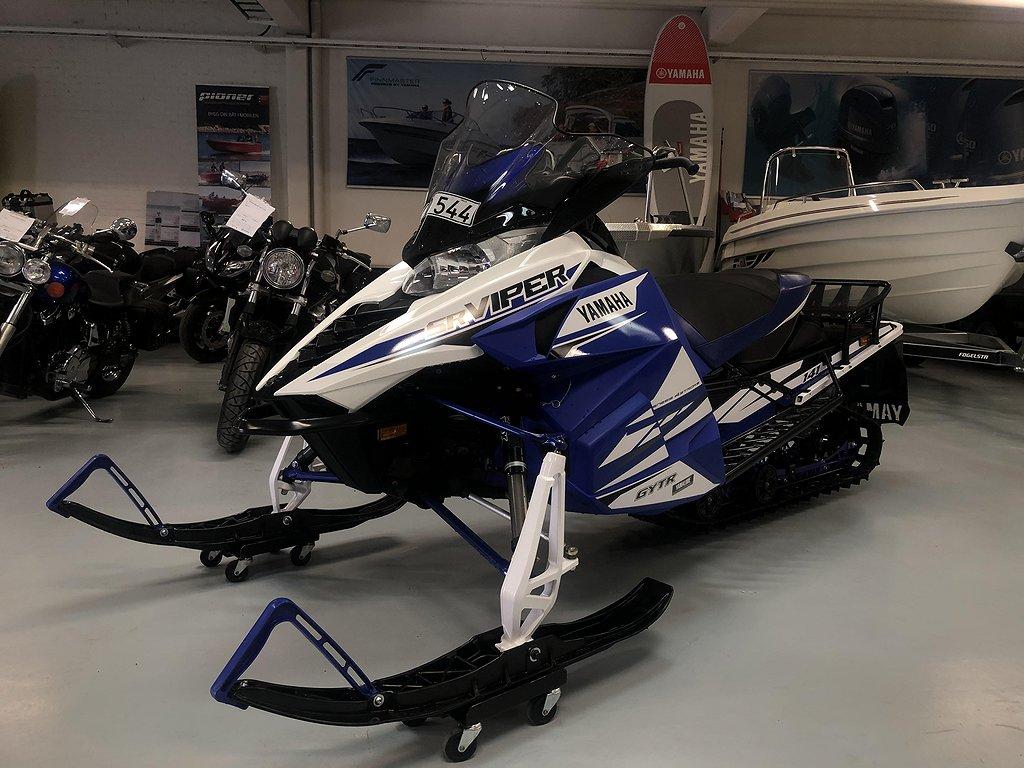 Yamaha Viper XTX 141