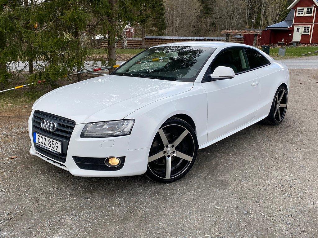 """Audi A5 Coupé 2.7 TDI V6. 190HK, 20"""" Hjul"""