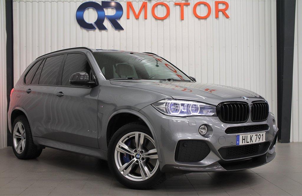 BMW X5 xDrive30d M-Sport / M-Performance / SE UTR 258hk
