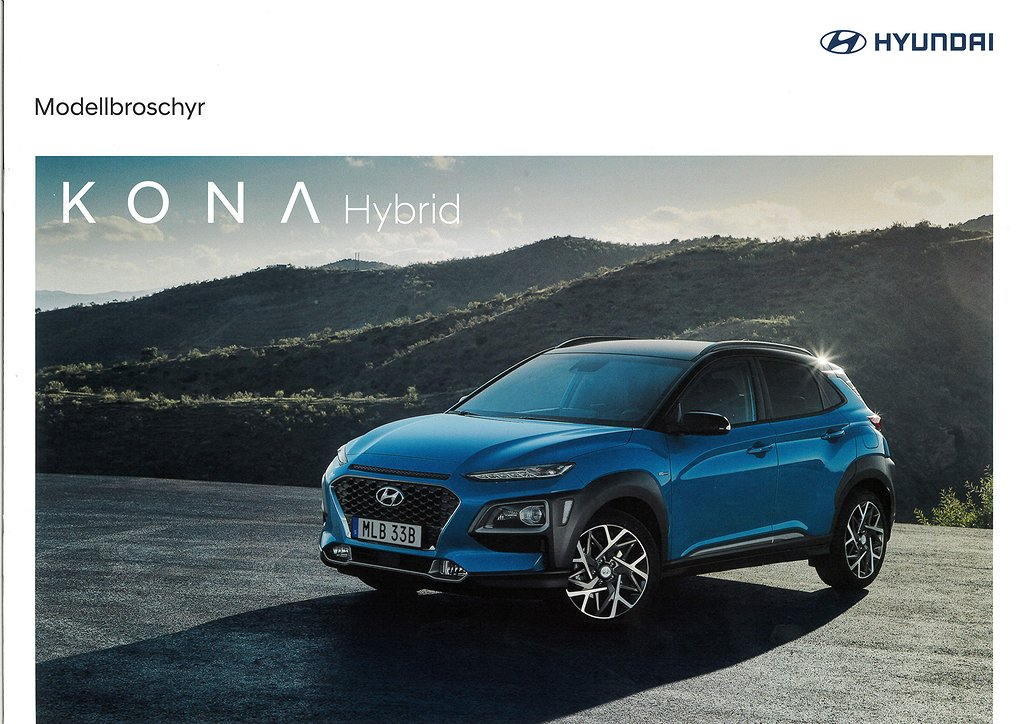 Hyundai Kona Hybrid Trend