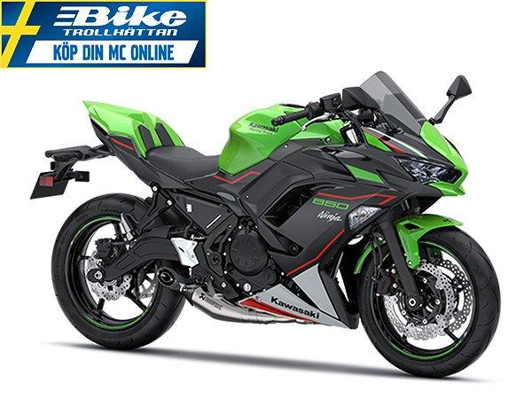 Kawasaki ninja 650 NYHET!!