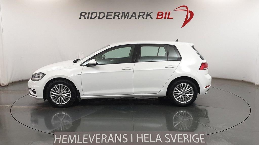 VW Golf VII 1.4 TGI 5dr (110hk)