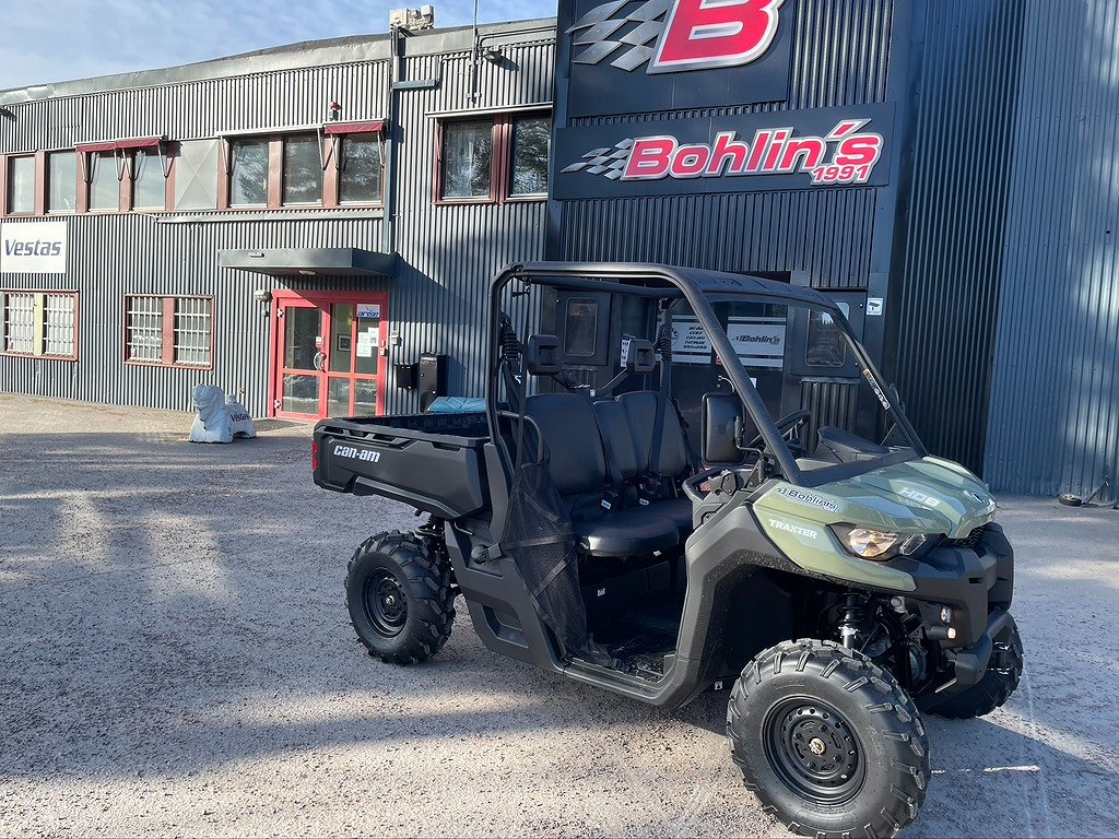Can-Am Traxter HD8 Base T -21