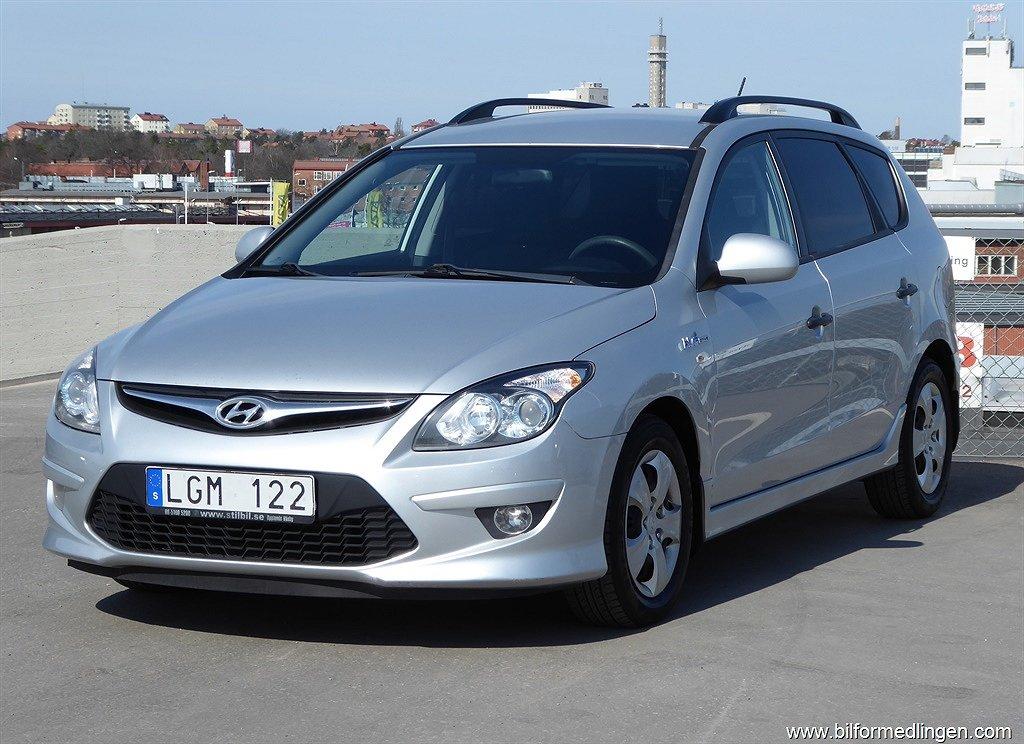 Hyundai i30 1.6 CRDi Kombi 90hk