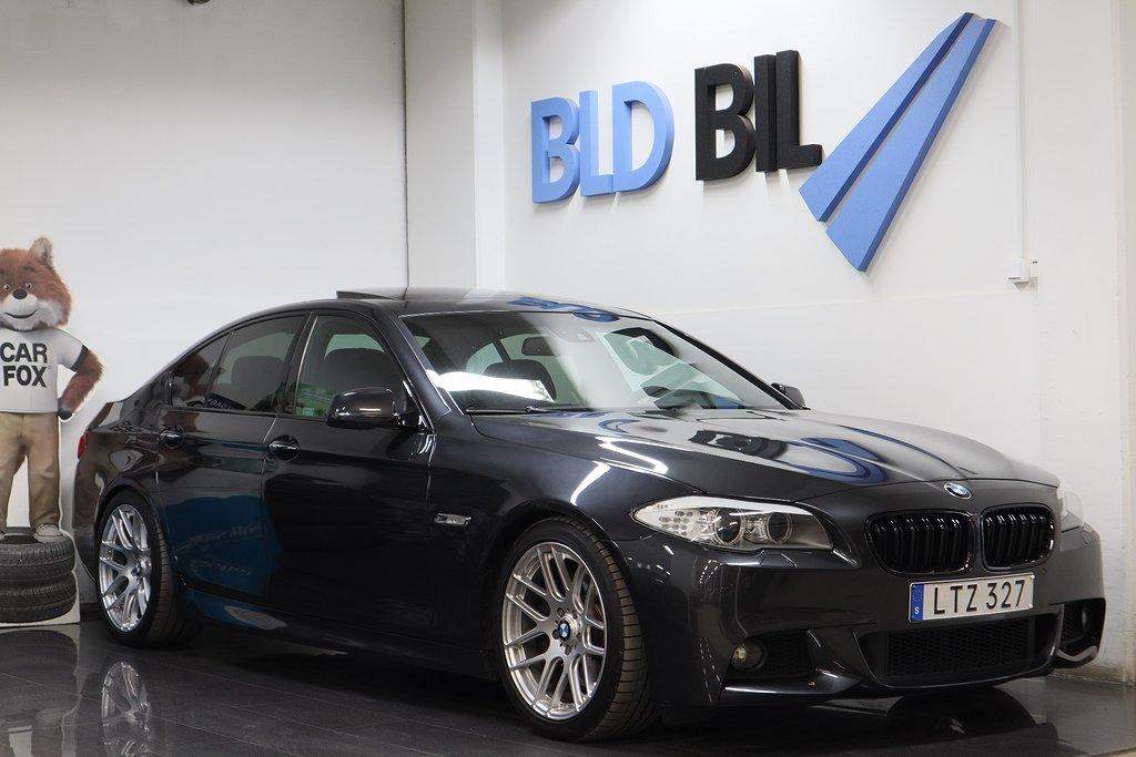 BMW 535 D M SPORT T-LUCKA NAVI D-VÄRMARE 299HK