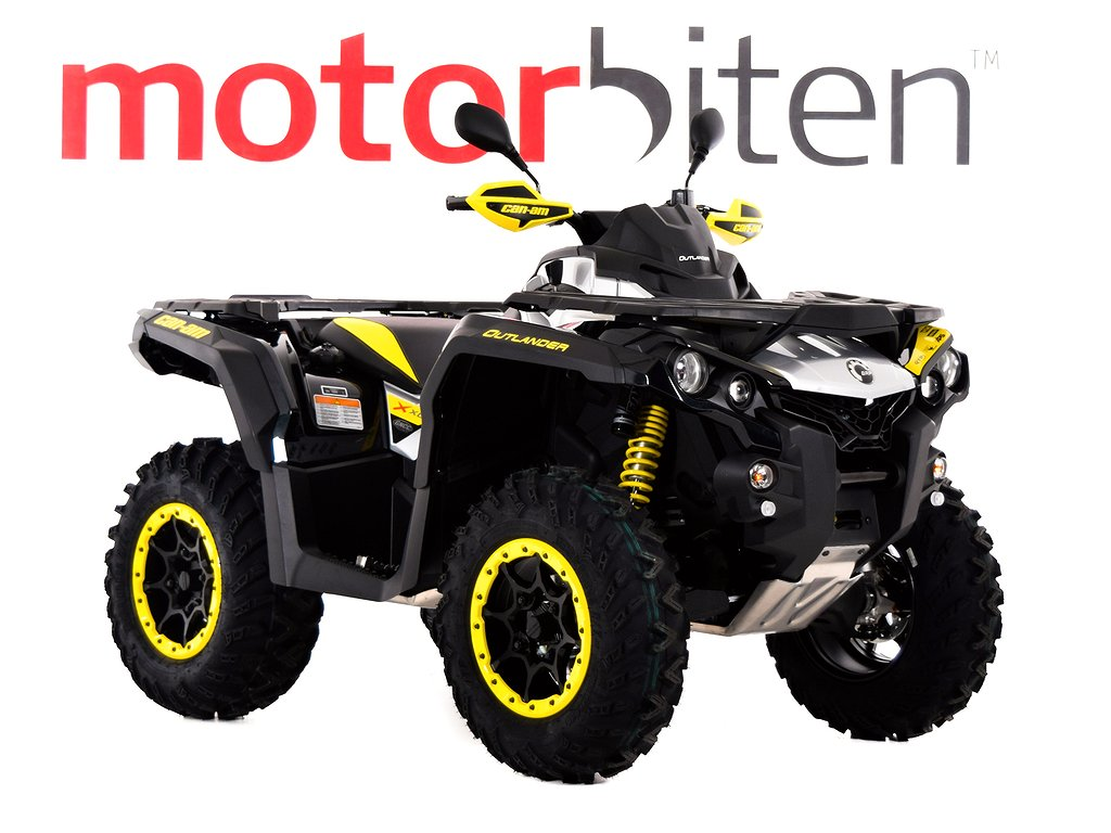 Can-Am Outlander 1000 XXC TB ABS
