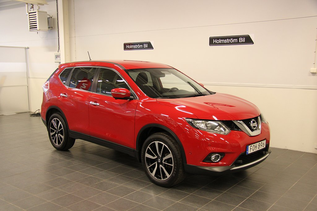 Nissan X-Trail 2.0 dCi 4WD (130hk) Connect