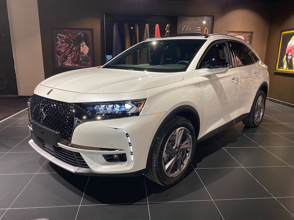 DS 7 Crossback DS7 EXCLUSIVE 180HK AUT