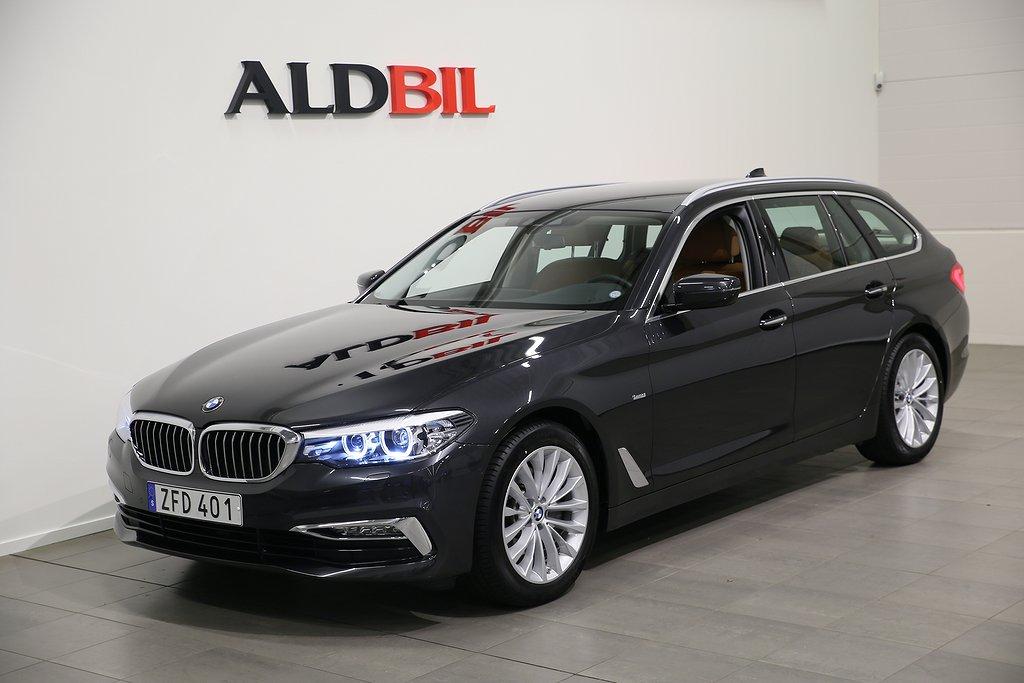 BMW 520 d 190hk xDrive Luxury Line