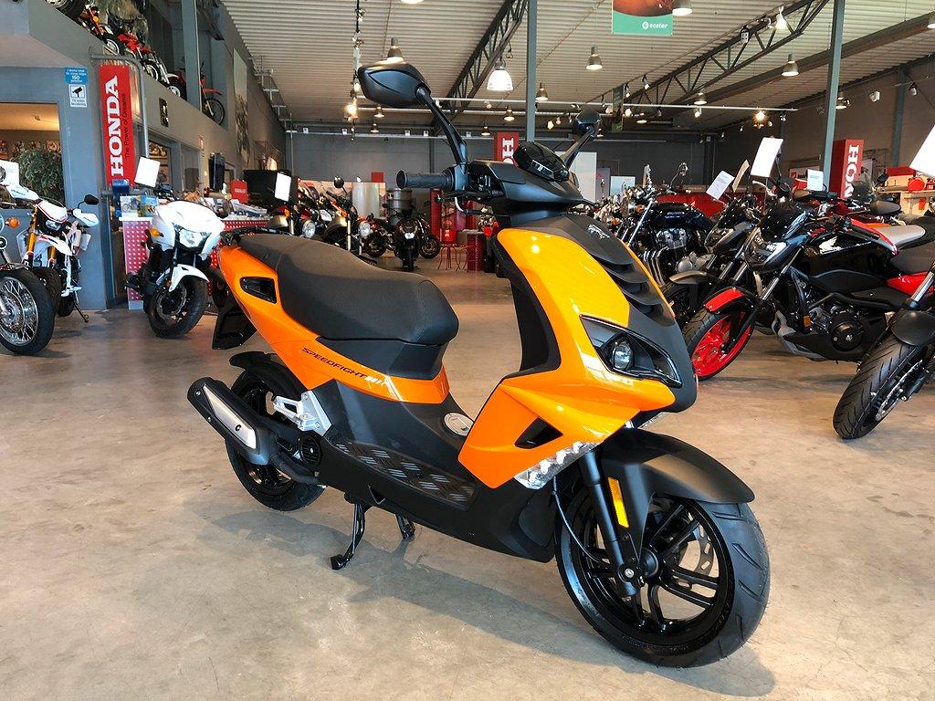 Peugeot Speedfight 4 4-Takt 2018