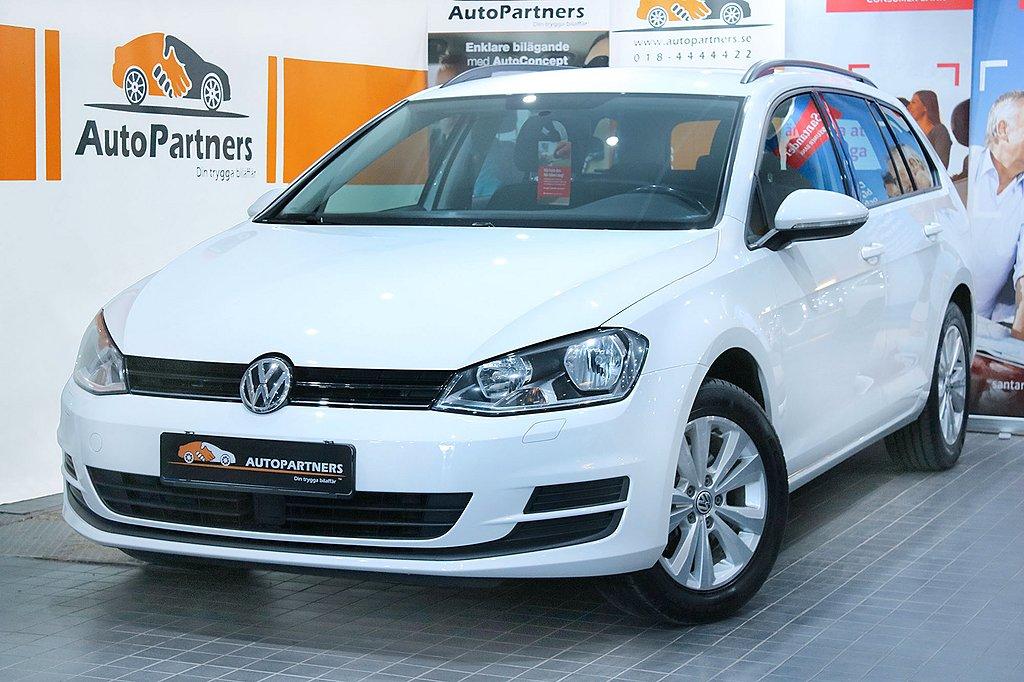 Volkswagen Golf SC 1.2TSI DSG Style EU6 2-ÄGARE TOPPSKICK!