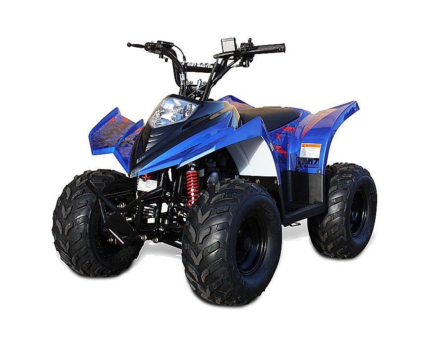 Ten7 90cc Barnfyrhjuling