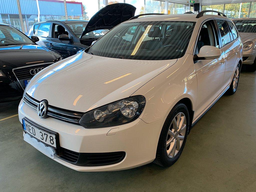 Volkswagen Golf Variant 1.6 TDI BlueMotion Style 105hk