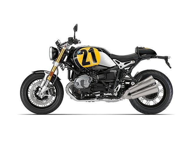 BMW R Nine T 5 Års Non Stop Garanti. Bike Thn!