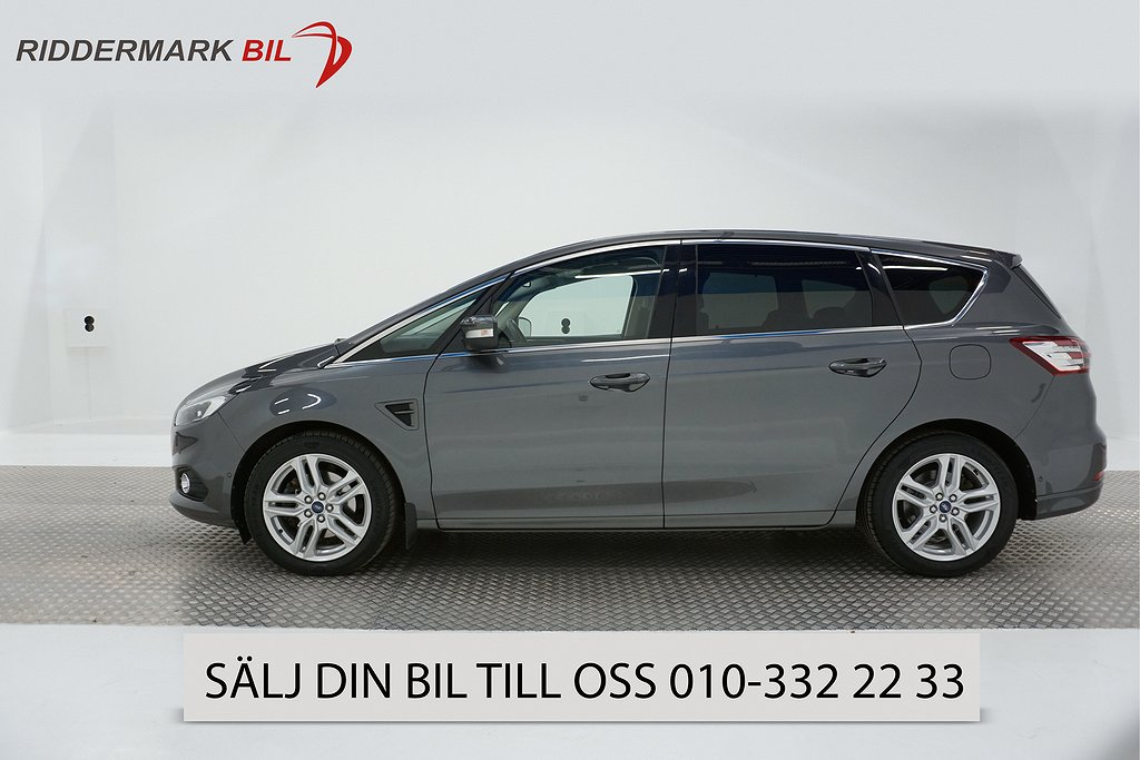 Ford S-MAX 2.0 TDCi (180hk)