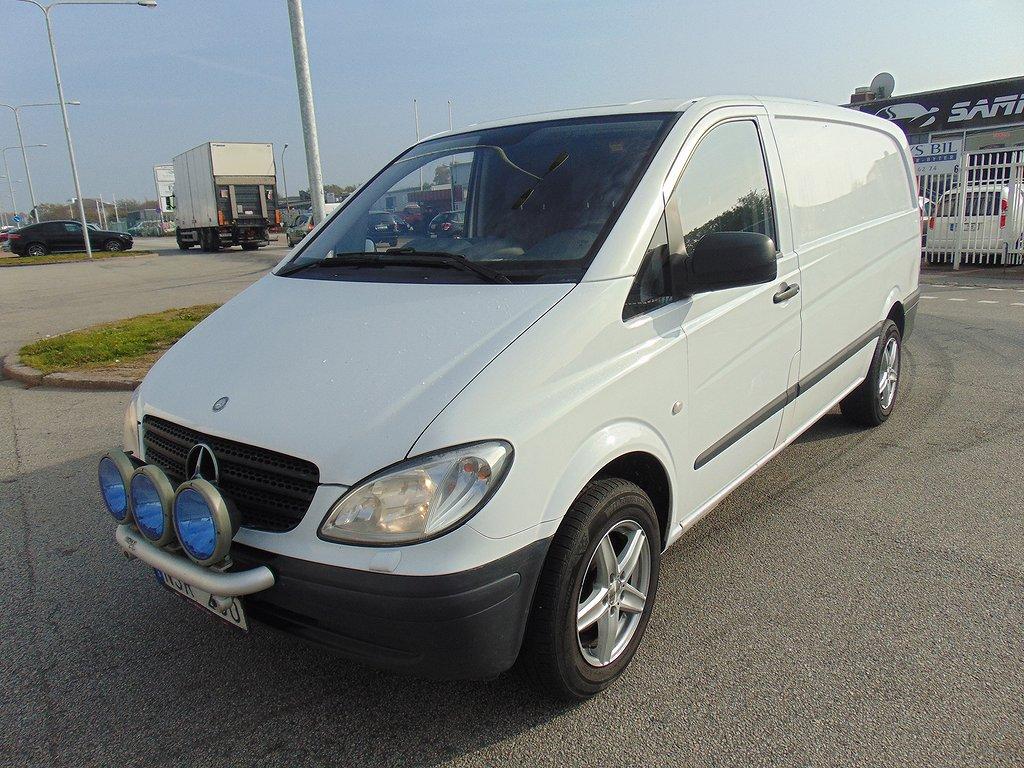 Mercedes-Benz vito 111 cdi VITO 111 CDI SKÅP (116HK) automat