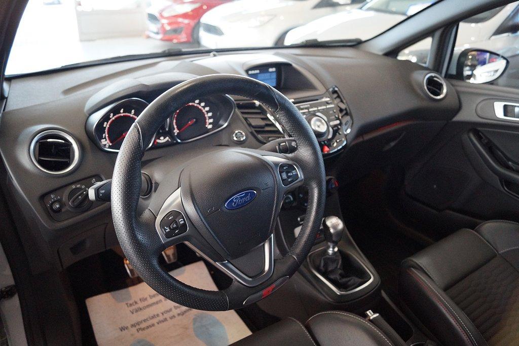 Ford Fiesta 1,6 Ecoboost 200hk ST 200 3dr