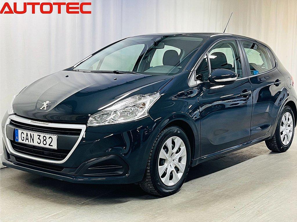 Peugeot 208 1.2 VTI PureTech 68 1.89% Ränta