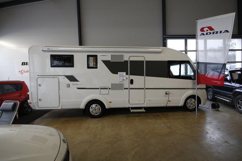 Adria Sonic Axess I 700 SL Fiat 6 2,3 150HP 43H