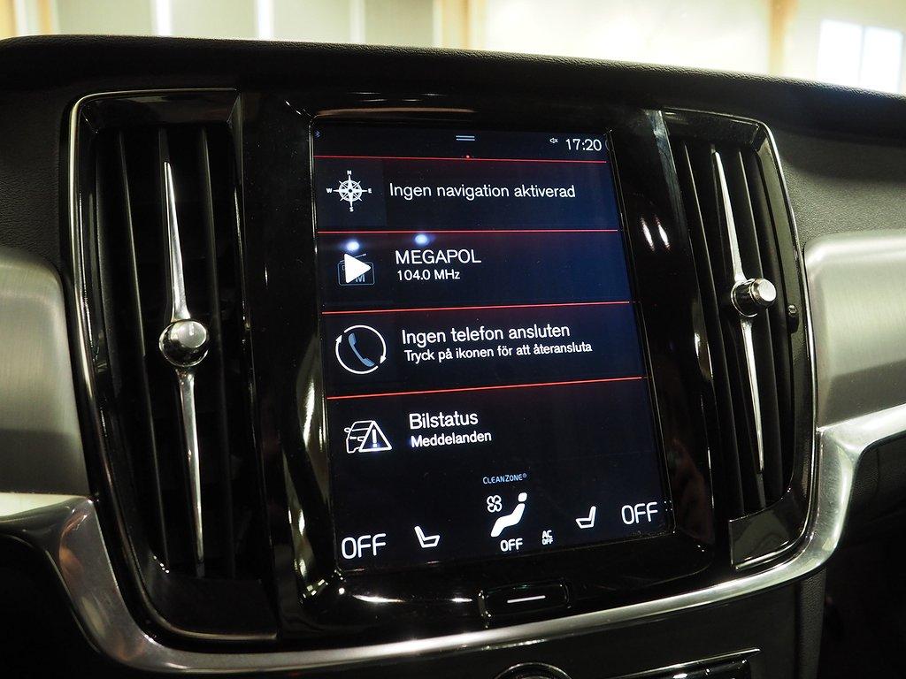 Volvo V90 D5 AWD Momentum, Euro 6 235hk (D-värmare, VOC) 2018