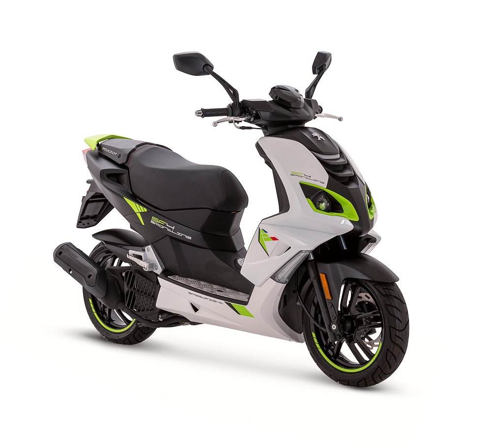 Peugeot SPEEDFIGHT 4 SPORTLINE FLUO APPLE GREEN