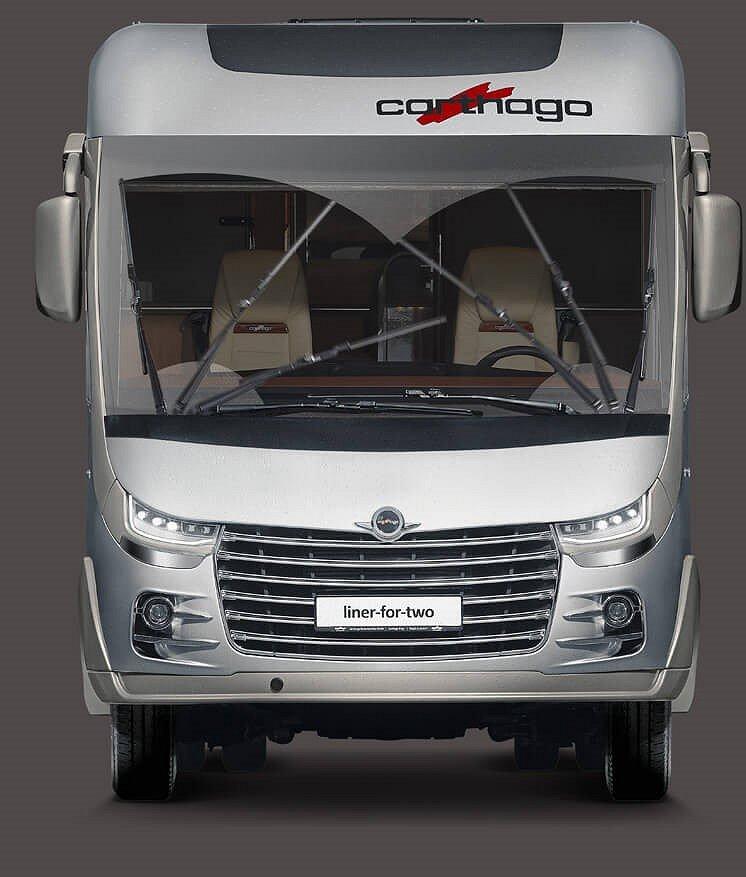 Carthago Liner for two 53 L DA Fiat
