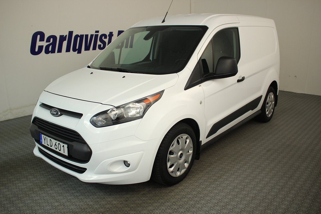 Ford Transit CONNECT TDCI 100HK Skåp