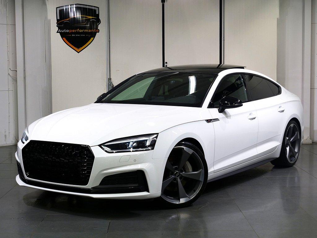Audi A5 SB 2.0 TFSI QUATTRO RS OPTIK S-LINE PANORAMA 252hk