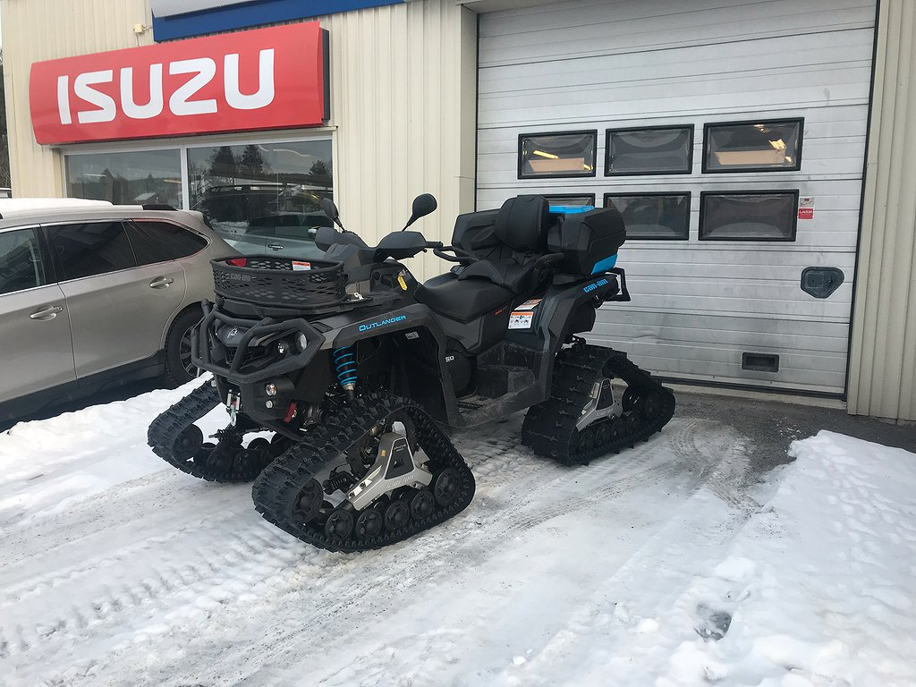 Can-Am Outlander 650 XT Max T3B ABS