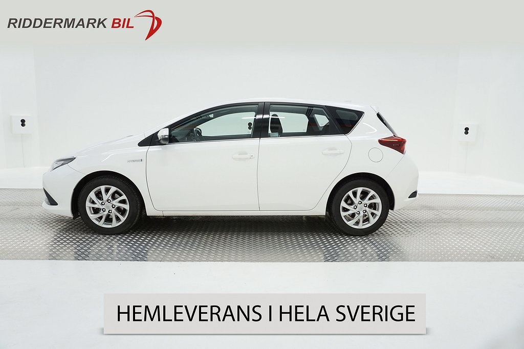 Toyota Auris Hybrid 1.8 136hk B-Kam Moms Lane Assist