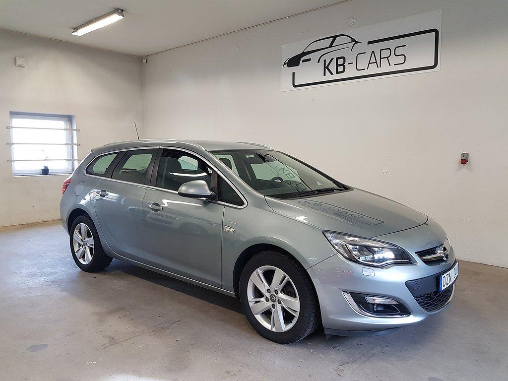 Opel Astra Sports Tourer 1.7 CDTI ecoFLEX *Drag