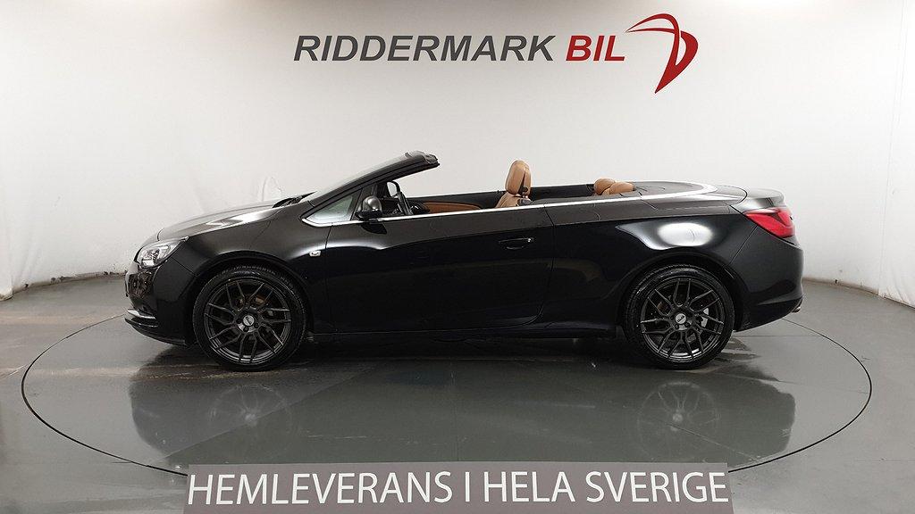 Opel Cascada 1.6 170hk Eu6 Navi Nyservad Skinn Välservad!