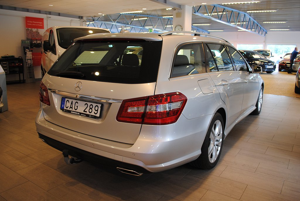 Mercedes-Benz E 220 CDI Kombi AMG Business 170hk