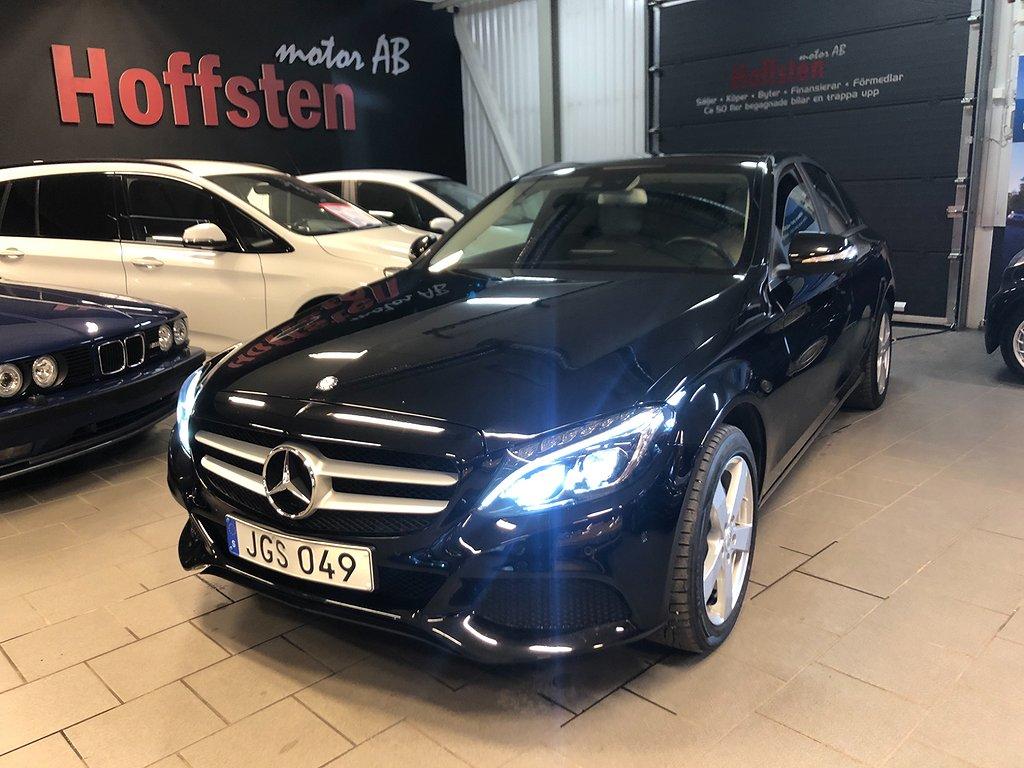 Mercedes-Benz C 220 BlueTEC 7G-Tronic Plus Euro 6 170hk