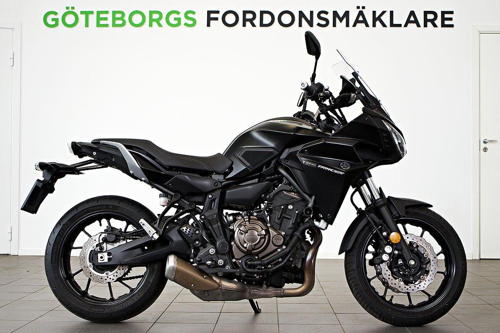 Yamaha MT-07 Tracer ABS / Nyservad / Nybesikt - 791kr/månad