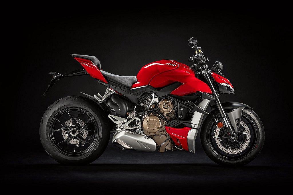Ducati Streetfighter V4 - ElitMC Göteborg