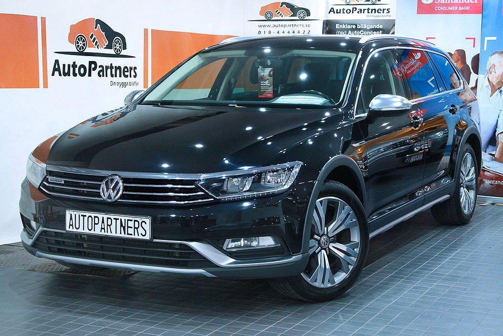 Volkswagen Passat Alltrack 2.0TDI APPSTYRD P.VÄRM Exec. 4M SCR